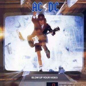 ac dc blow up your... remastered cd + pc graphics